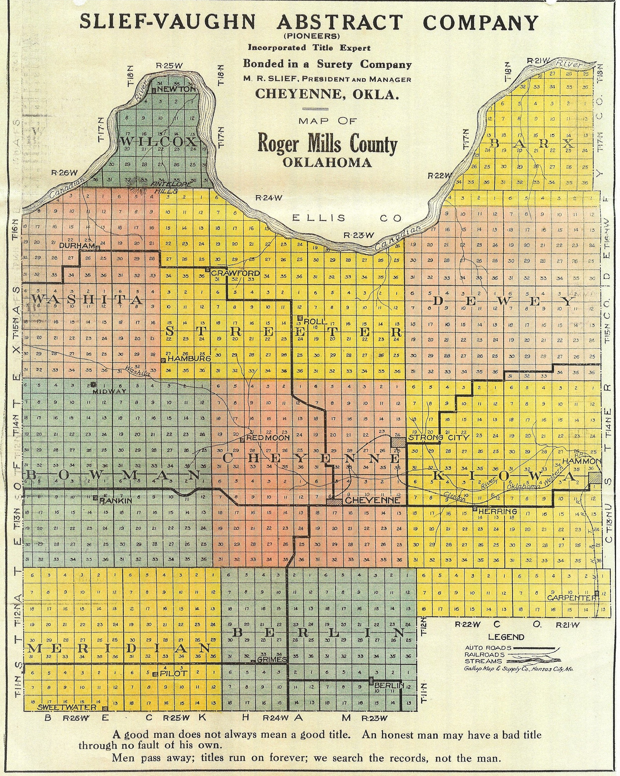 Maps Of Roger Mills Day Counties Roger Mills County Genealogy - Surety maps