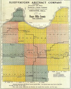 MAP - RMC - townships 1920s